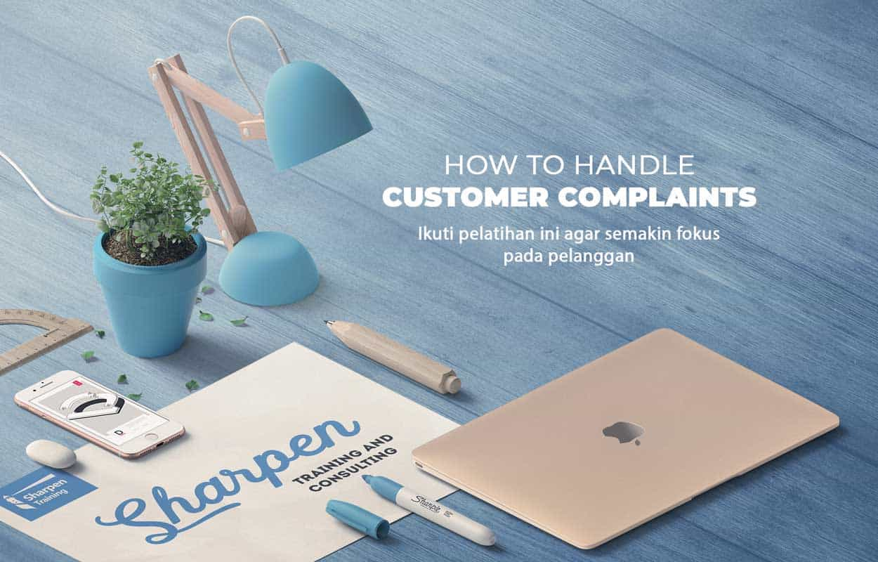 Sharpen Training - How to Handle Customer Complaints